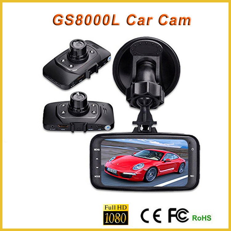 Wholesale electronics resale full hd 1080p black box car <strong>dvr</strong> gs8000l manual car vehicle blackbox <strong>dvr</strong> road safety guard camera