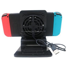 Mini USB Cooling Fan Stand Holder Bracket Cooler For Nintendo Switch Console NEW