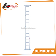aluminum lightweight longest telescopic ladder