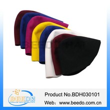 China factory wool felt hat blank wholesale capeline