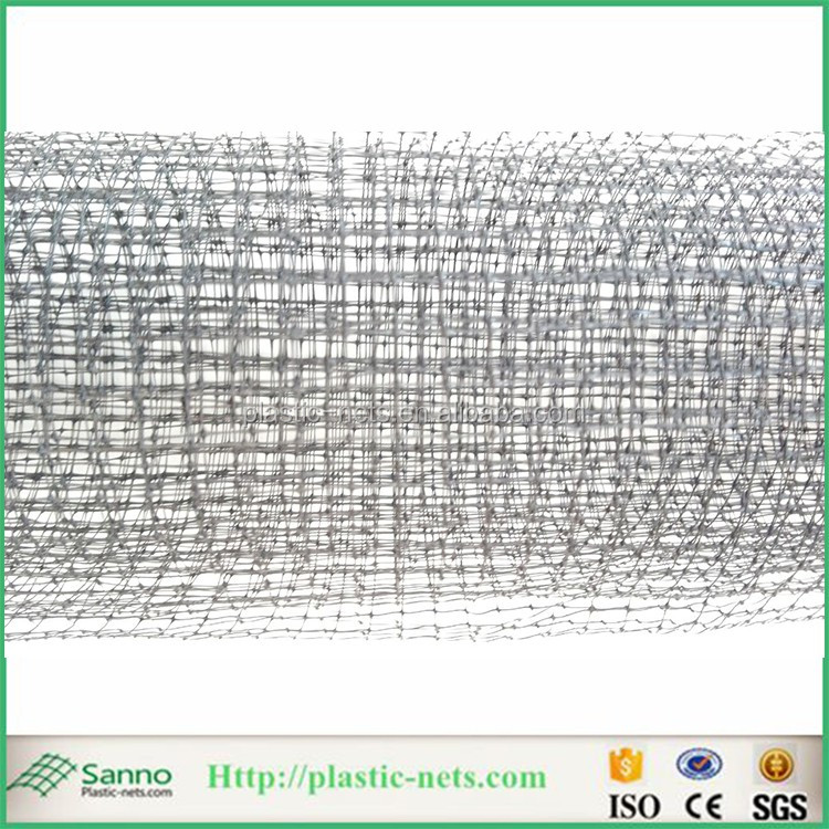 Roll packing plastic mesh bird hunting crop netting in hot sale
