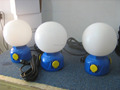 Globe Working Lamp/ Work Lamp Inspection/Globe Lamp/ Globe Lantern Inspection/ Work Light/ Working Light Inspection