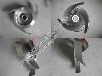 S3/S8 type stock pump ANDRITZ