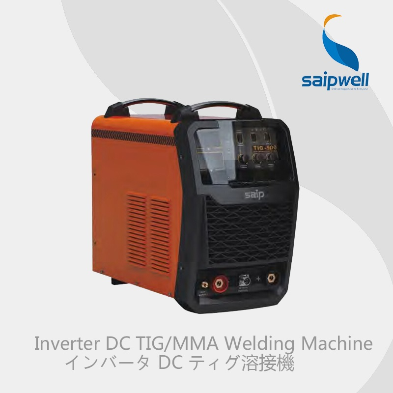 Saipwell miller portable welding machine price Inverter DC TIG/MMA Welder (TIG-630)