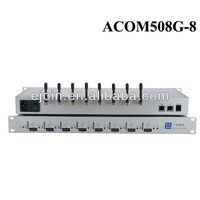 ejoin 8 port TI chips cdma 800/1900 MHZ voip products