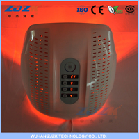 Led light infrared lamp treatment eczema light therapy