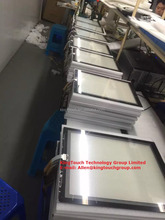 7 8 8.1 8.3 9 10 10.1 10.4 12.1 13.3 14.1 15 15.6 17 18.5 19 21.5 22 inch Flat 4 Wire Resistive Touch Screen Panel