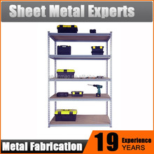 Heavy Duty 5 MDF Warehouse Storage Rack,Metal Shelf