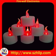 shenzhen christmas promotive gift 2012 new wedding stage dchina promotive led candle gift Manufacturers & Suppliers and Exporter