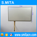 8.0'' inch 192mm*116mm 4 wire Resistive ST-08006 100% Tested Best Quality Touch Screen Panel