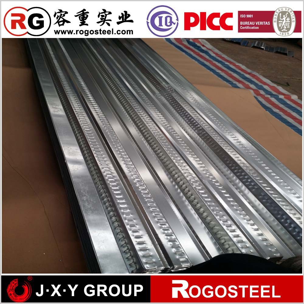 prefabricated house manufacturer of corrugated roofing sheet from china