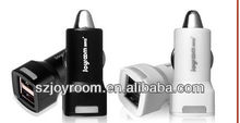 Universal dual usb port interfaces car charger for tablet pc
