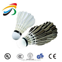 Hot Sales Best Promotional Cheap Aeroplane Badminton Shuttlecock