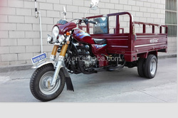 three wheel motorcycle 150cc Heavy Duty Cargo Tricycle for Sale