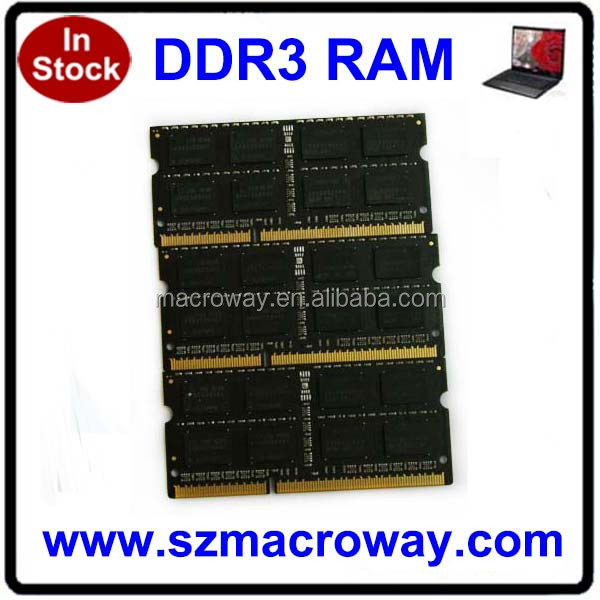 Lifetime warranty Wholesale computer parts suppliers 2g ddr3 1333 laptop ram memory