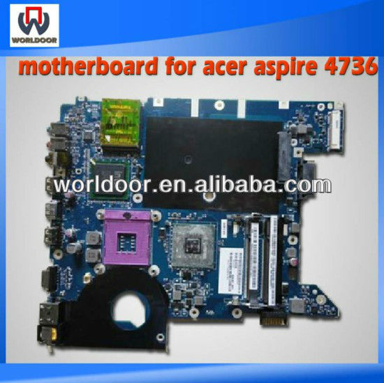 Full tested for acer motherboard parts 4736 with 45 days warranty