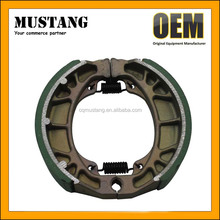 Top Quality Indian CG125 CG150 Motorcycle Parts Drum Brake Shoes for Honda