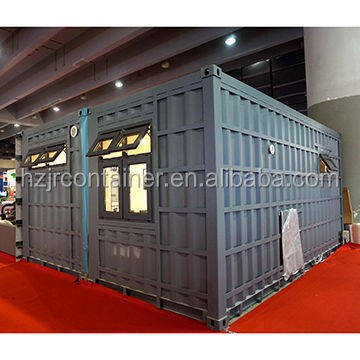 40ft grey Single pod or Multi Pod 40ft Home Container House