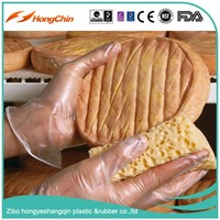 Powdered chemical resistant disposable examination vinyl gloves lab use