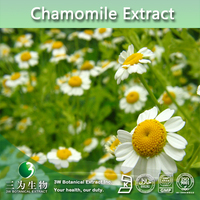 Pure Chamomile Extract Apigenin 1.2%-98%,CAS No.:520-36-5,