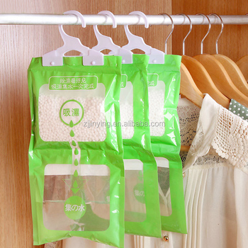 Wholesale Hanging Humidity Absorber Moisture absorber bag