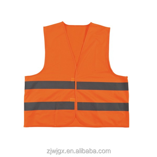 2016 wholesale reflective blue safety vest warning vest