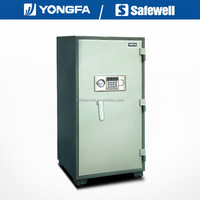 Yongfa YB-ALD Series 130cm Height Office Bank Use Fireproof Safe with Handle