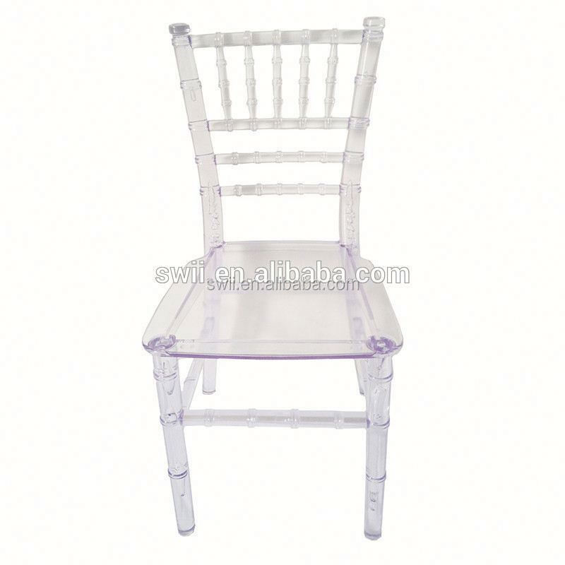 Luxury acrylic chiavari chair wedding decoration chair covers and table covers