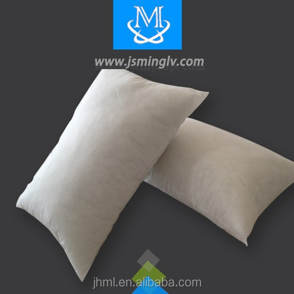ML-PL-0029 disposable pillows with white 3D cotton