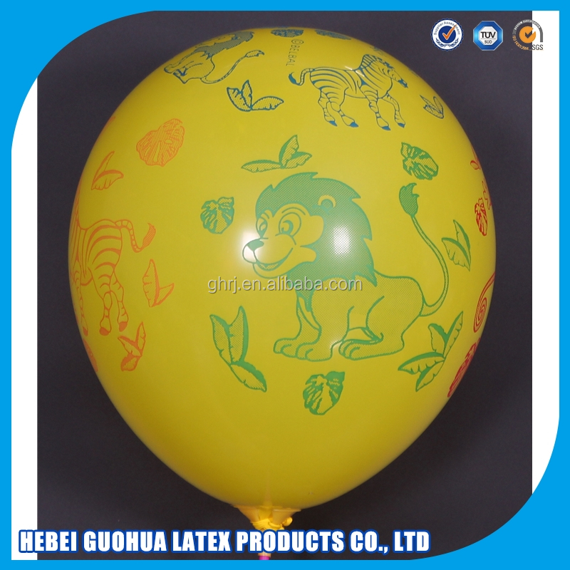 10 inch and 12 inch rubber latex balloon for decoration home