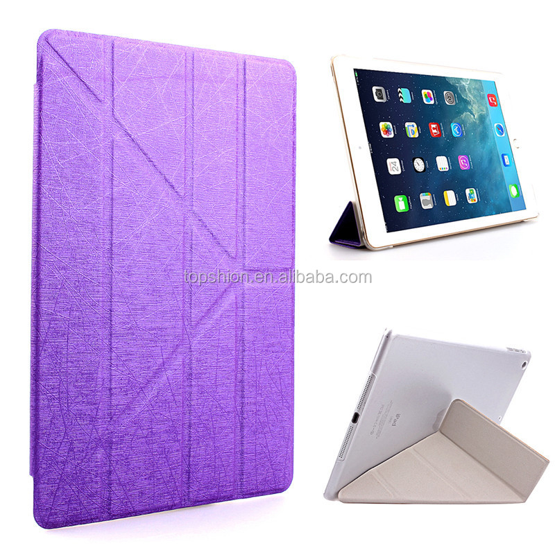 hot new products for 2015, for ipad 5/iPad air flip leather case tablet case cover, sleeve for tablets