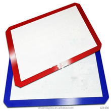 Wholesale non stick baking mat Reusable FDA Grade Grill and Fiberglass Custom Non-Stick mat