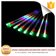 competitive price bright outdoor led christmas light led meteor rain light