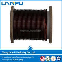 High Pressure Resistant enamelled coated 500 mcm aluminum wire