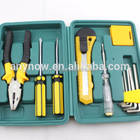 11pcs set box car economic useful emergency road assistant kit