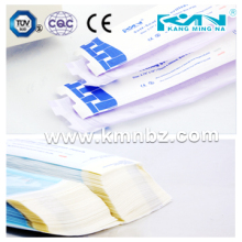 2016 fast sale sterilization pouch self-sealing single