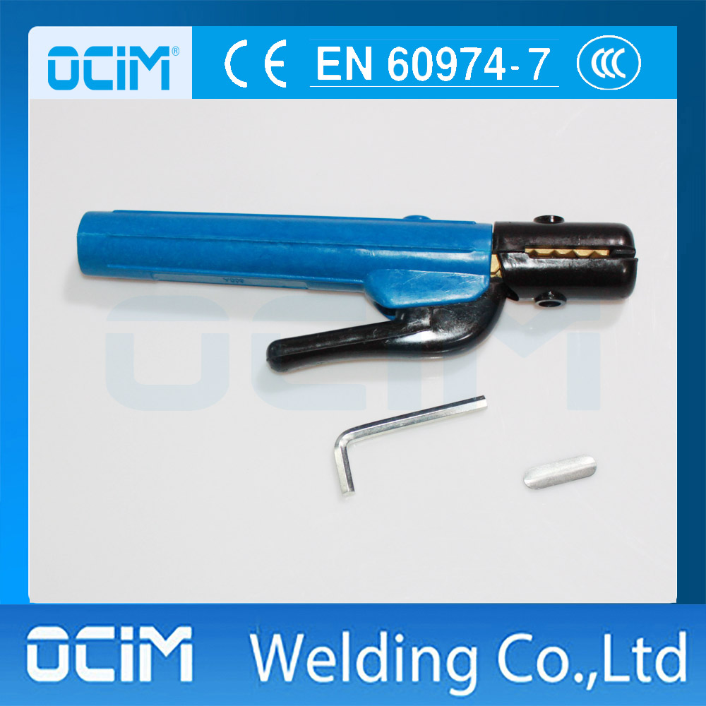 tungsten electrode holder