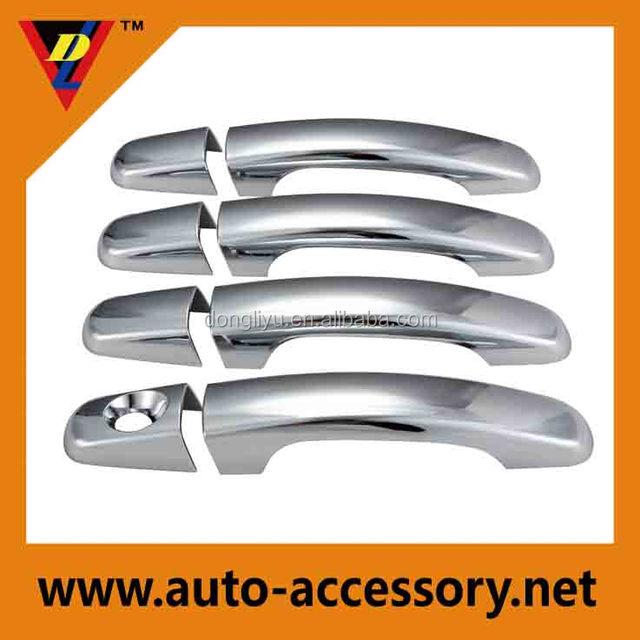 Suzuki parts and accessories chrome trim molding door handle cover