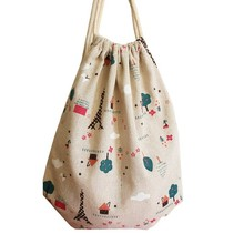 Hot sale recyclable cotton string bag
