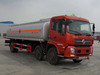 Standard specification Dongfeng 6*2 21000L gasoline refueling truck with standard equipments