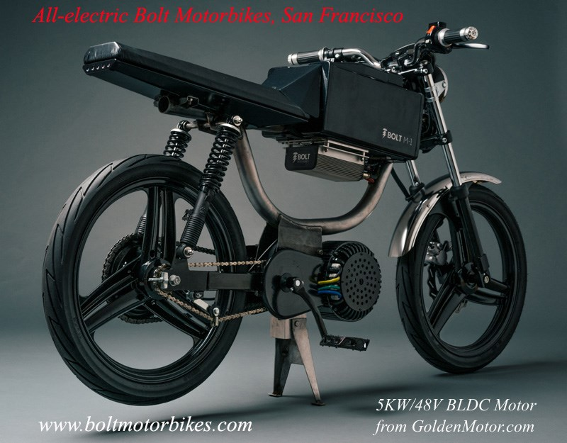 CE Approved, 5KW bldc electric motorcycle conversion kit with VEC controller / Car motor