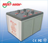 <MUST Solar>Deep cycle AGM solar battery 2V 1000AH