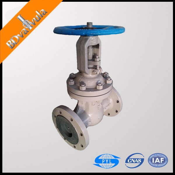 Carbon steel gate valve oil and gas gate valve flanged gate valve