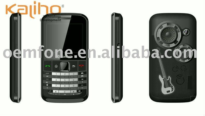 Low cost qwerty mobile phones with TV and wifi