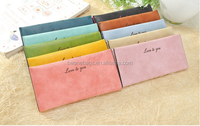 New product for 2015 pu wallet women