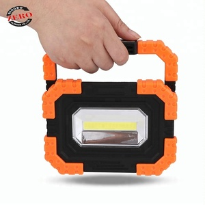 multi function LED COB Hood handheld worklight rechargeable with Stand