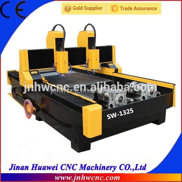 Good working cnc stone marble carving machine /stone cnc router
