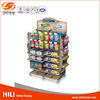 China factory custom floor snack candy Metal retail store fixture\display rack for supermarket\retail fixtures