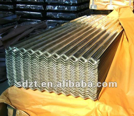 color galvanized corrugated wave metal roofing sheet for roofing