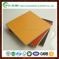 Hot sale! High Quality Waterproof Medium Density Fibreboard and Plain MDF